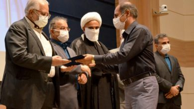 تصویر از برگزاری آئین نکوداشت پزشکان منطقه آزاد اروند