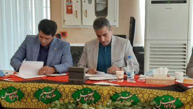 تصویر از امضای تفاهم نامه مشترک بین سازمان منطقه آزاد اروند و کمیسیون گردشگری اتاق بازرگانی ایران