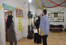 تصویر از بازدید از مرکز توانبخشی معلولین ذهنی  و موسسه خیریه بهار
