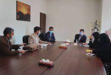 تصویر از نشست هماندیشی امور قرآنی منطقه آزاد اروند برگزار شد